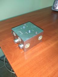 Двухлинейные дозаторы 4 VSG – D2 (620 40025 8) LINCOLN (SKF)