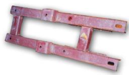 Рама редуктора транспортера ТСН- 160