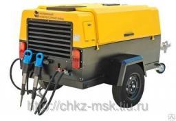 Дизельный компрессор КВ-3/8П
