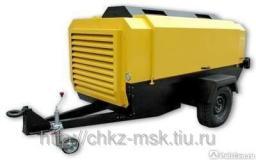 Дизельный компрессор КВ-12/10П
