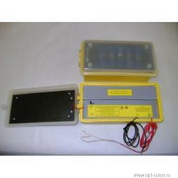 Генератор электроизгороди с солнечной батареей