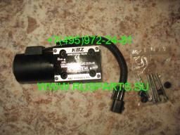 Электромагнитный клапан АКПП для погрузчика Komatsu FG15 T-20 двигатель K15