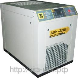 Винтовой компрессор ДЭН-22Ш стандартное исполнение