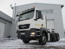 Седельный тягач MAN TGS 33.440 6x4, 2012 г.в.