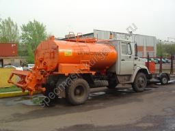 Автогудронатор на шасси ГАЗ-3309