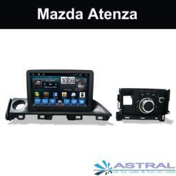 Mazda 6 Atenza автомагнитолы с gps навигацией OEM производитель