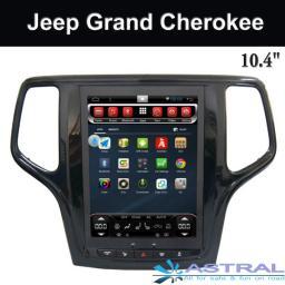 Автомагнитолы со встроенным gps глонасс Jeep Grand Cherokee