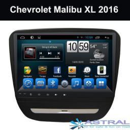 OEM производитель Автомагнитолы 2 Дин с GPS Chevrolet Malibu XL 2016