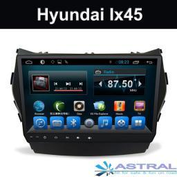 Китай завод Android 6.0 Автомагнитолы с DVD-проигрывателем Hyundai Ix45