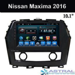 Опт Автоакустика Мультимедийные магнитолы Nissan Maxima 2016