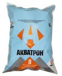 Гидропломба АКВАТРОН-8 (мешок 20 кг) Устраняет течь за 30 секунд