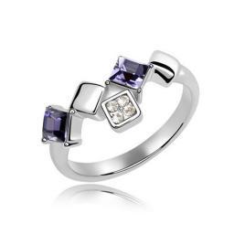 Кольцо с горным хрусталем RMT4693