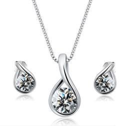 Набор ожерелье и серьги SMT-1312022