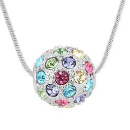 Ожерелье с кристаллами Сваровски NMT5924