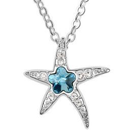 Ожерелье с кристаллами Сваровски NMT5980