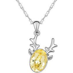 Ожерелье с кристаллами Сваровски NMT5992