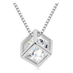 Ожерелье с цирконом NMT-9173