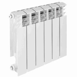 Радиатор алюминиевый 350/80 GMB