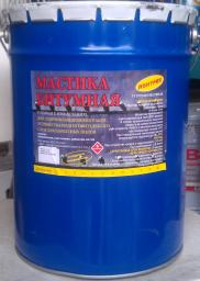 Мастика битумная 20л (20 кг)