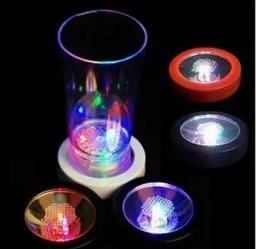Светодиодная светящаяся подставка под бокал 1120205