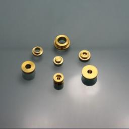 Электронные компоненты, обработанные на токарных станках с цифровым управлением 810203