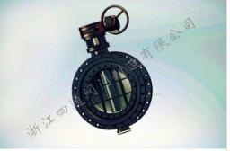 Высокопроизводительный фланцевый затвор высокой температуры согласно американскому стандарту D942X/XT/XP 1150107