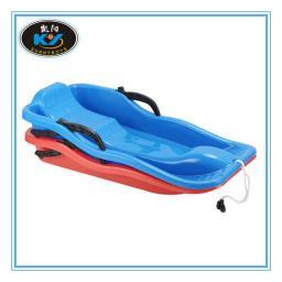Санки ледянки, Санки /сноуборд/скиборд из пластика для травы/песка/снега размер L 2870105 KYS-011