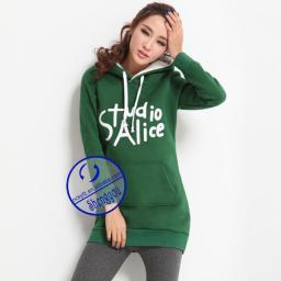Женская спортивная рубашка с шапкой SYWH034 3200204