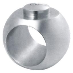 Шары (пробка) для шаровых кранов,Шар для фиксированных шаровых кранов,Шар для трёхходовых фиксированных шаровых кранов 1090110