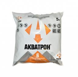Проникающая гидроизоляция АКВАТРОН-6 (мешок 5 кг)