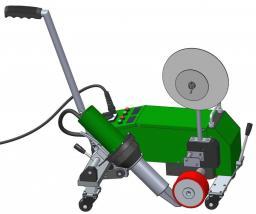 LST-MAT2 аппарат для наварки ленты шириной 40/50/80 мм.