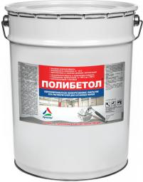 Полибетол - полиуретановая эмаль для бетонных полов без запаха 24кг