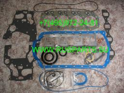 Ремкомплект двигателя JX493G (набор прокладок двигателя)