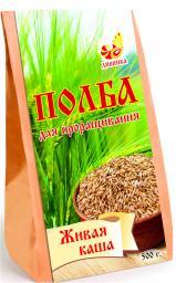Зерно ПОЛБЫ для проращивания