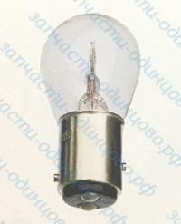Лампочка в фару 48v/25w (ф25/h42,2)