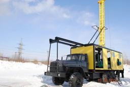 Буровая установка УКБ-5С и её модификации