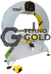 Полуавтоматическая машина для горизонтальной обмотки в стрейч-пленку Neleo 90