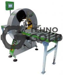 Автоматическая машина для горизонтальной обмотки в стрейч-пленку Atis 50
