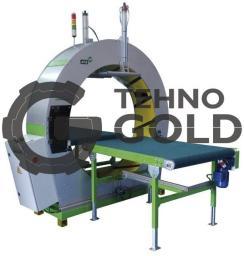 Автоматическая машина для горизонтальной обмотки в стрейч-пленку Atis 160