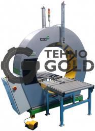 Полуавтоматическая машина для горизонтальной обмотки в стрейч-пленку Neleo N 125