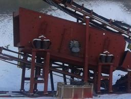Сортировочный комплекс на базе грохота ГИС-52
