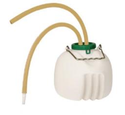 Аппарат для раздельного доения и сбора молока из маститных четвертей вымени (15901)