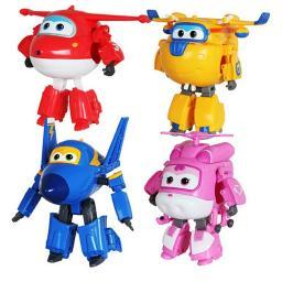 Набор игрушек Супер крылья 4 шт