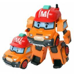 Машинка-трансформер Robocar Poli MARK 10 см 34-E