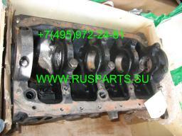 Блок цилиндров двигателя Isuzu 4FE1