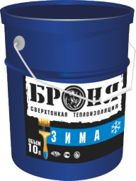 ЖКТП Броня Зима (от 210 л)