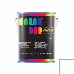 Концентрат Color Dip. Цвет 4L: белый металлик