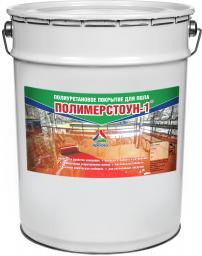 Полимерстоун-1 — сверхпрочная полиуретановая эмаль для бетонных полов, 25кг