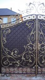 Кованые ворота, решетки, ограждения