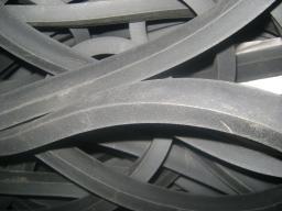 Шнур резиновый 1-1С прямоугольный 22х32 мм